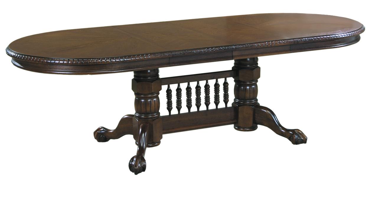 Стол обеденный AVANTI HNDT-4296-SWC HN GLAZE#1 (орех)