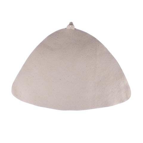 Салфетка фетровая натуральная (коврик банный)