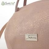 Сумка Саломея 278 розовый жемчуг