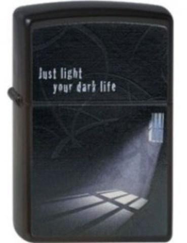 Зажигалка Zippo Just Light