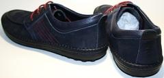 Туфли casual мужские Luciano Bellini 32011-00