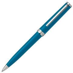 Шариковая ручка PIX голубого цвета