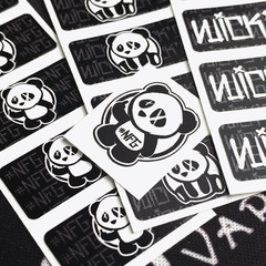 Stickers Wick'D