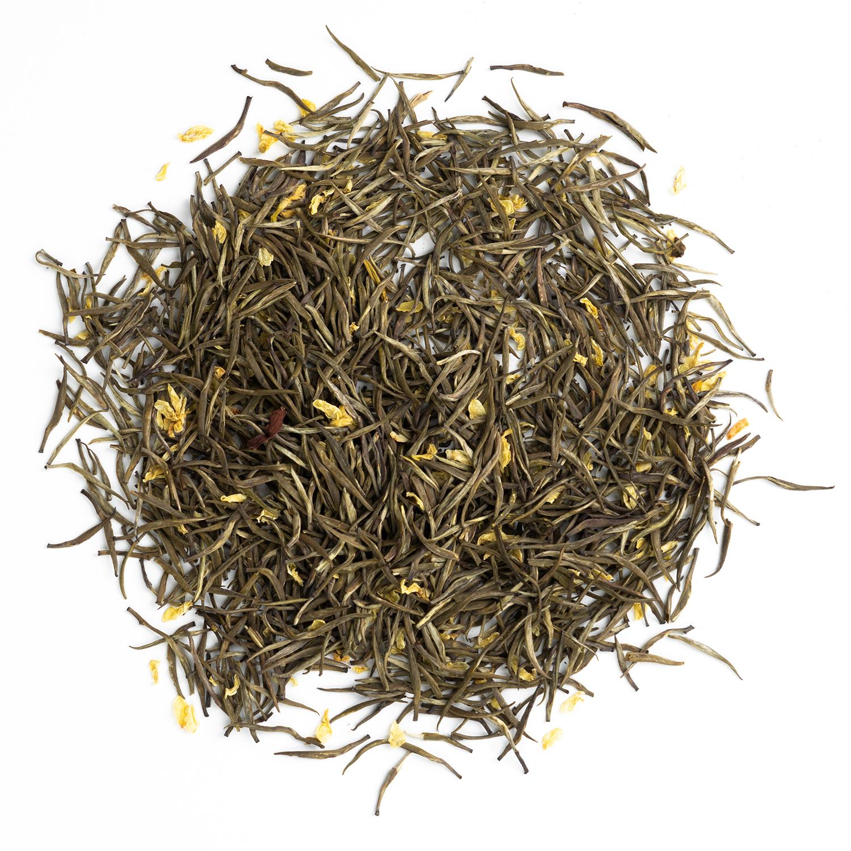 Зеленый чай Жасминовые серебряные иглы весны, 50 гр. Жасминовые_иглы_.jpg