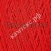 Пряжа Камтекс Денди (Мерсеризованный хлопок-100%) 046 (красный мак)