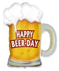 F Фигура, Пиво в кружке, 28''/71 см, 1 шт.