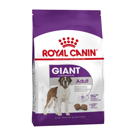 Royal Canin Giant Adult Сухой корм для взрослых собак гигантских пород