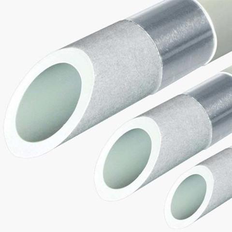 FV Plast Stabioxy 32 х 3.6 (PN 20) труба полипропиленовая, армированная алюминием, штанга 4 м - 1 м