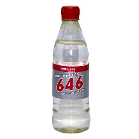 Растворитель - 646
