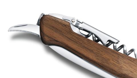 Нож Victorinox Wine Master, 130 мм, 6 функций, ореховое дерево123