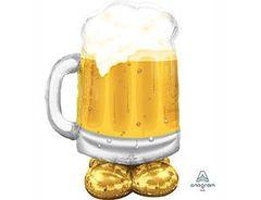 А Фигура, Кружка пива большая, на подставке, 31