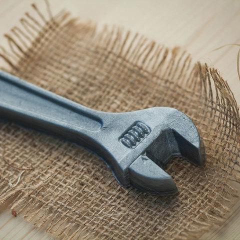 Форма для мыловарения Ключ гаечный разводной