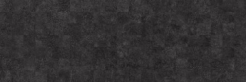 Alabama плитка настенная чёрный мозаика 600х200