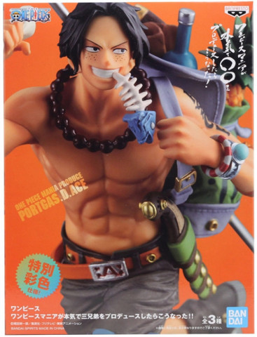 Фигурка One Piece Three Brothers Portgas D. Ace