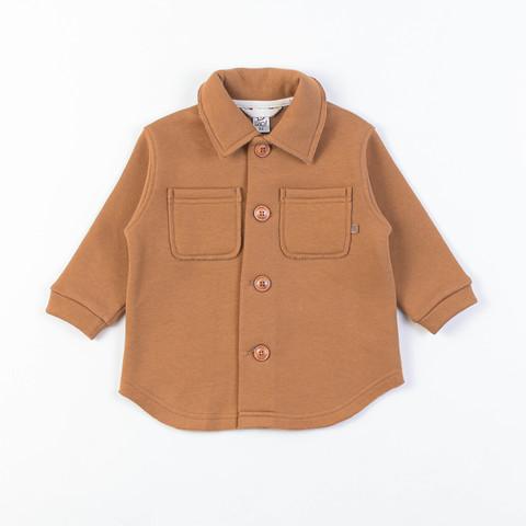 Пальто-рубашка