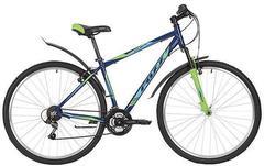 Горный велосипед найнер Foxx Atlantic синий