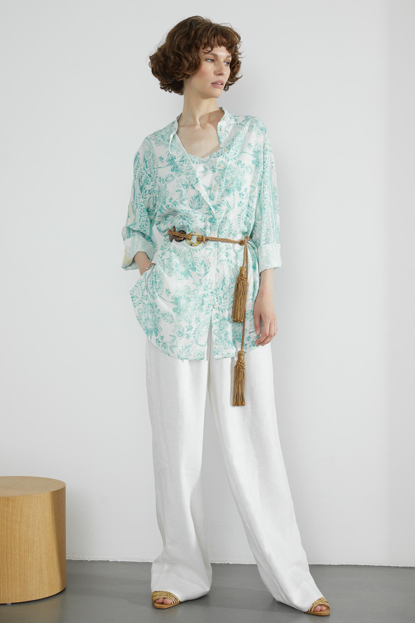 Комплект AMALFI блуза & топ