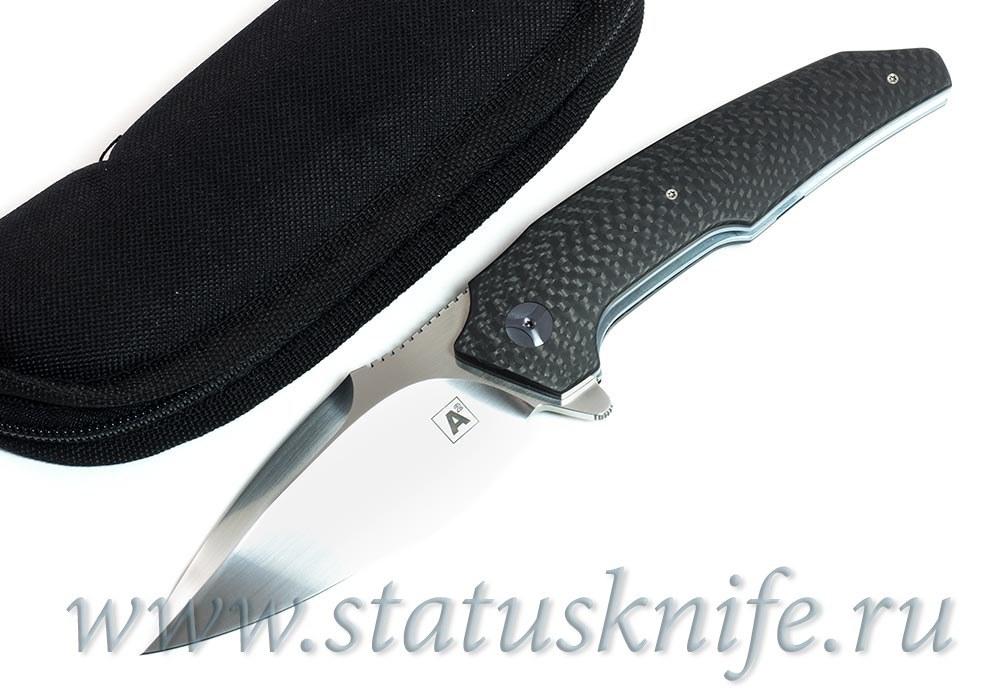 Нож Van Heerden / Thorburn A2 Кастом - фотография
