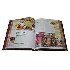 Большая книга гурмана-путешественника: гострономическое путешествие вокруг света. Гелибтерман Л.В.