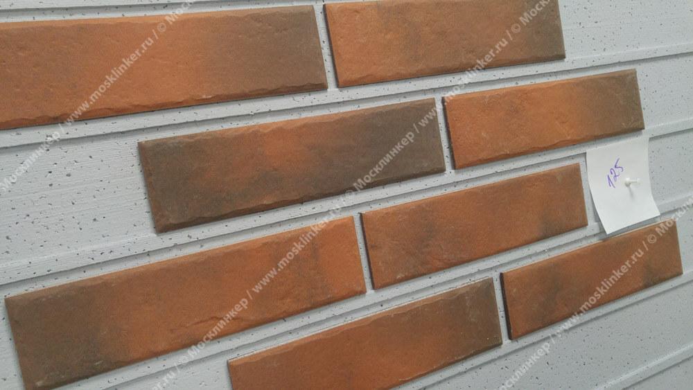 Cerrad Retro brick, Chili, 245x65x8 - Клинкерная плитка для фасада и внутренней отделки
