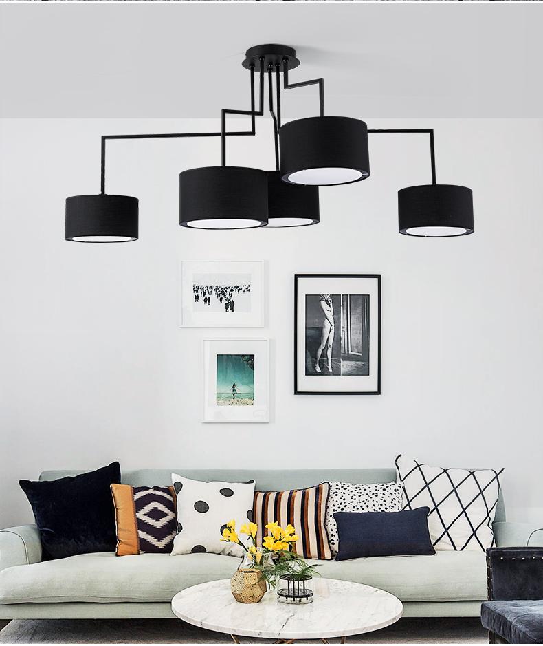 Подвесной светильник копия Noon by Zeitraum D40 (белый)