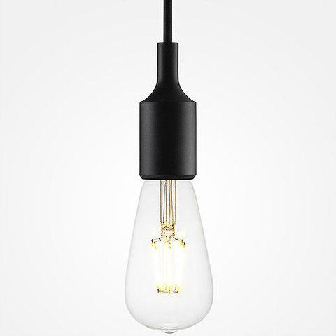 Подвесной светильник Loft SL012 (Черный)