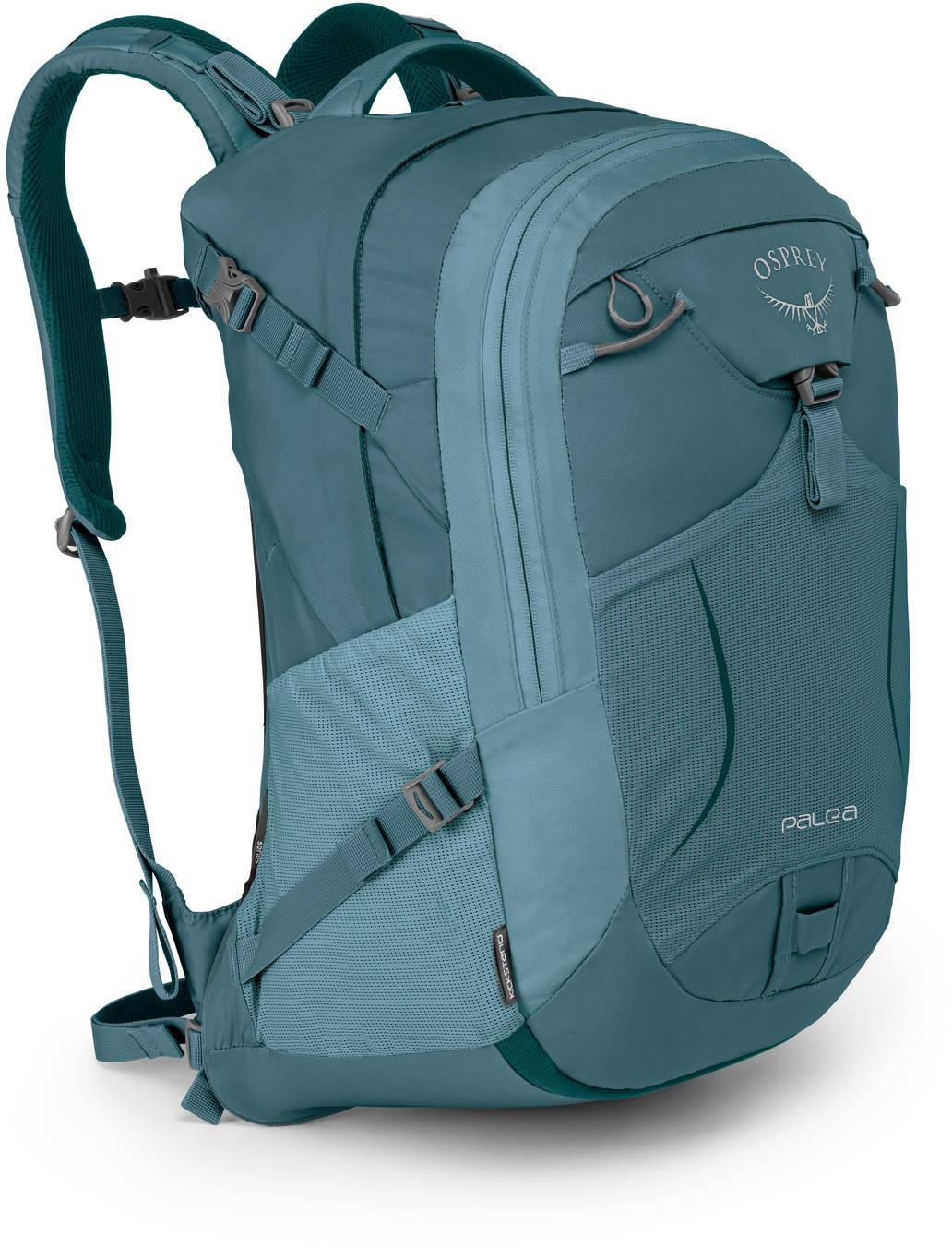 Городские рюкзаки Рюкзак женский Osprey Palea 26 Liquid Blue Palea_F17_Side_Liquid_Blue_web.jpg