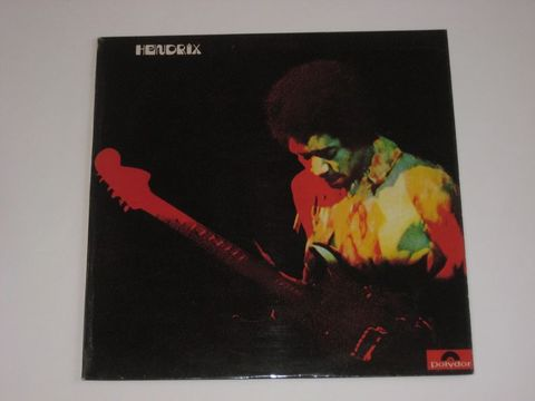 Jimi Hendrix / Band Of Gypsys (LP)