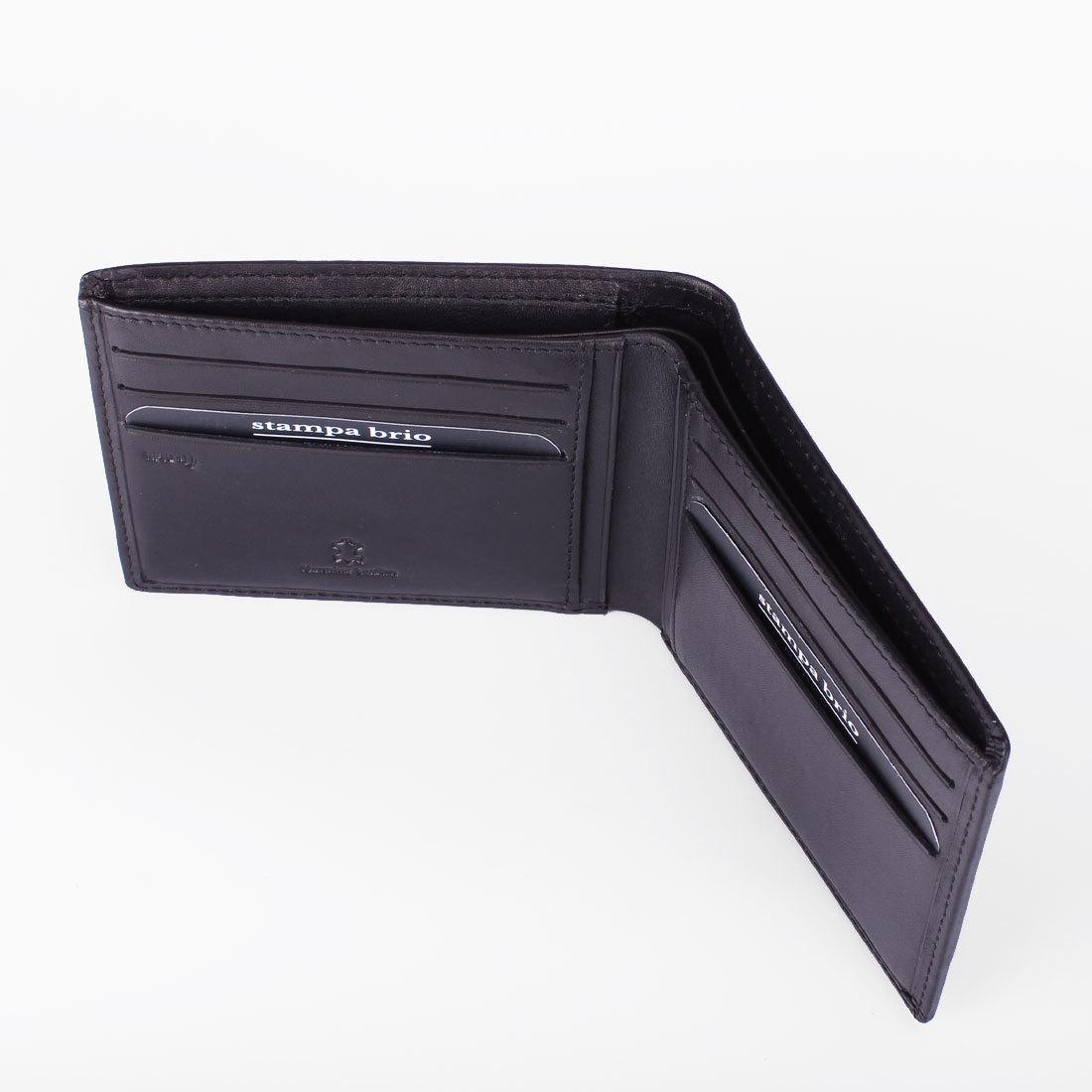 649 R - Портмоне с потайным монетником и RFID защитой