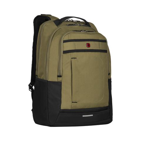 Городской рюкзак зелёный (24 л) WENGER Crinio 606483