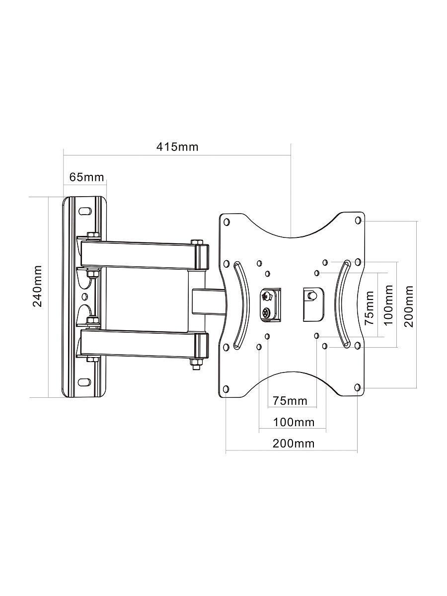 Кронштейн PLA17-223 купить в интернет-магазине Sony Centre