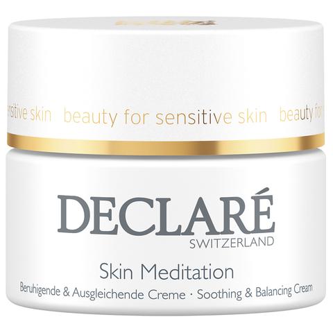 DECLARE | Успокаивающий восстанавливающий крем / Skin Meditation Soothing & Balancing Cream, (50 мл)