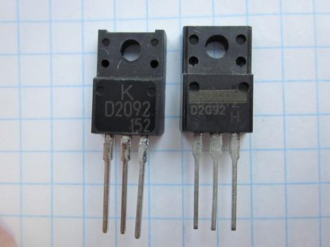 2SD2092 аналог 2SC3852A