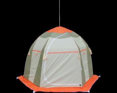 Палатка зимняя НЕЛЬМА-2 ЛЮКС