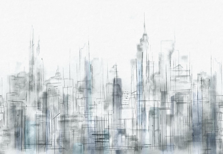 Дизайнерские обои Respace Нью-Йорк - вид 2
