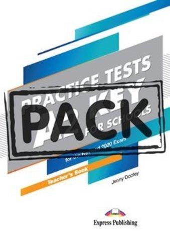A2 Key for Schools Practice Tests Teacher's Book with Digibooks App - Книга для учителя с электронным приложением
