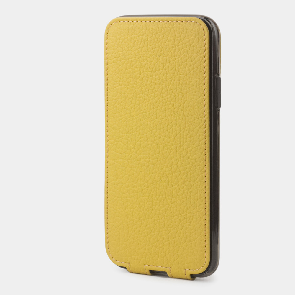 Case for iPhone X / XS - yellow