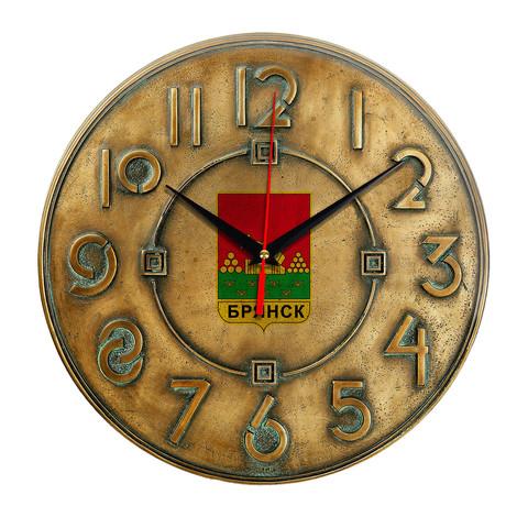 Часы сувенир Брянск 06