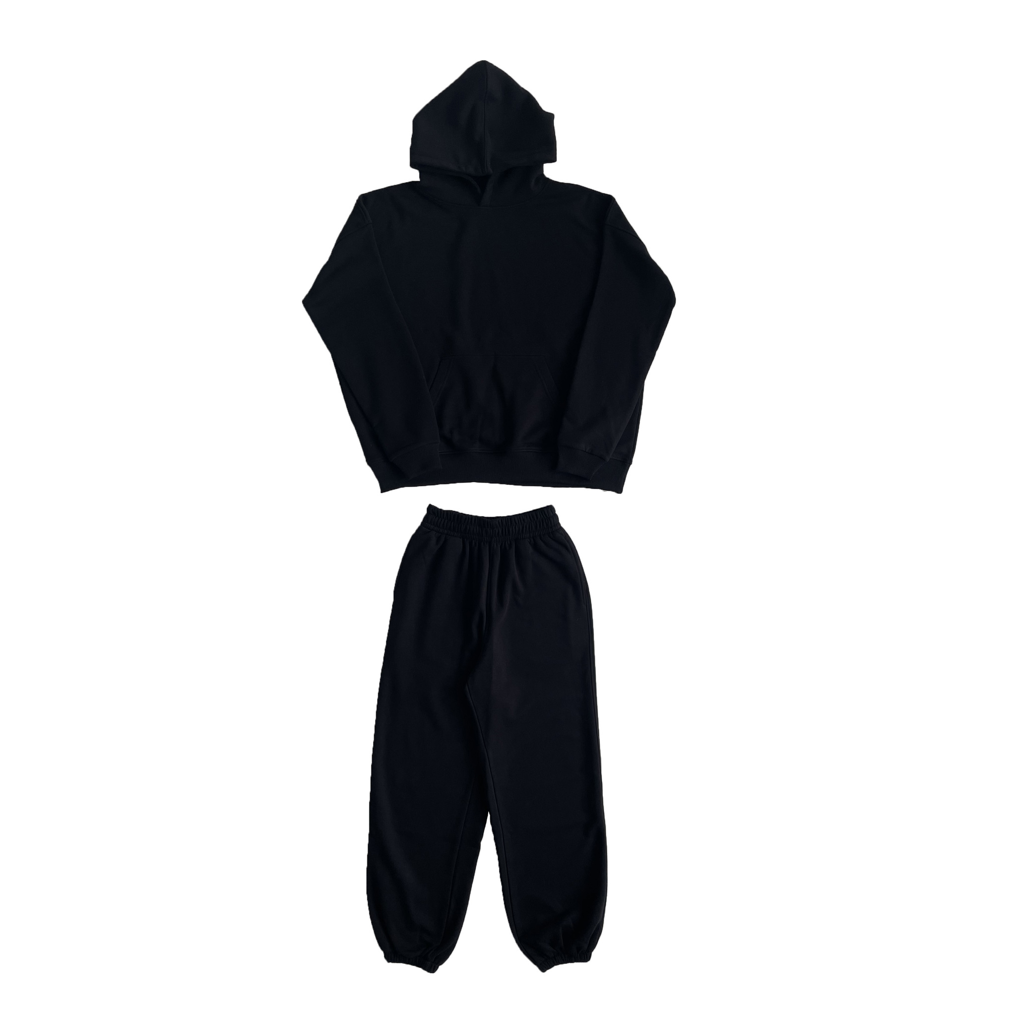 Спортивный костюм оверсайз с начесом 616 Basic