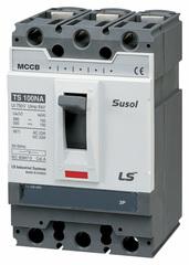 Автоматический выключатель TS100N (50kA) ETS23 80A 3P3T