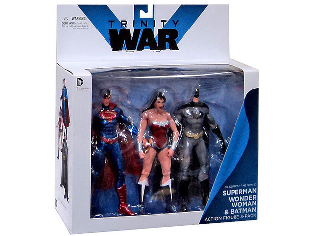 New 52 Trinity War Box Set