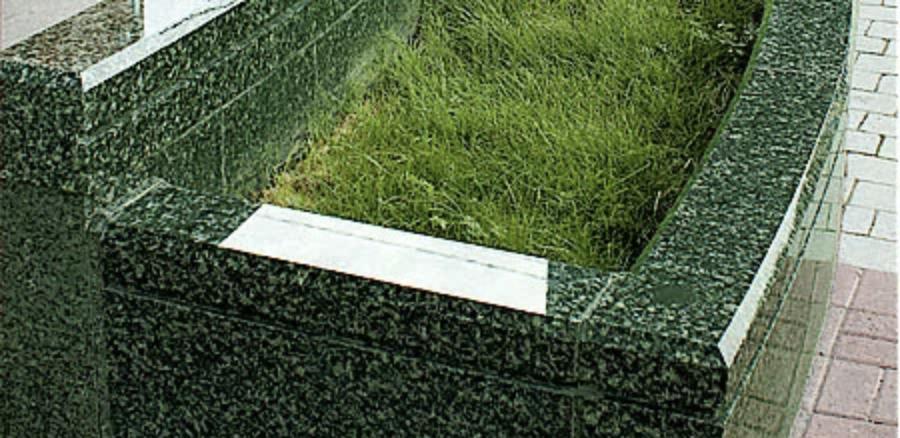 Облицовка из Масловского гранита на заказ