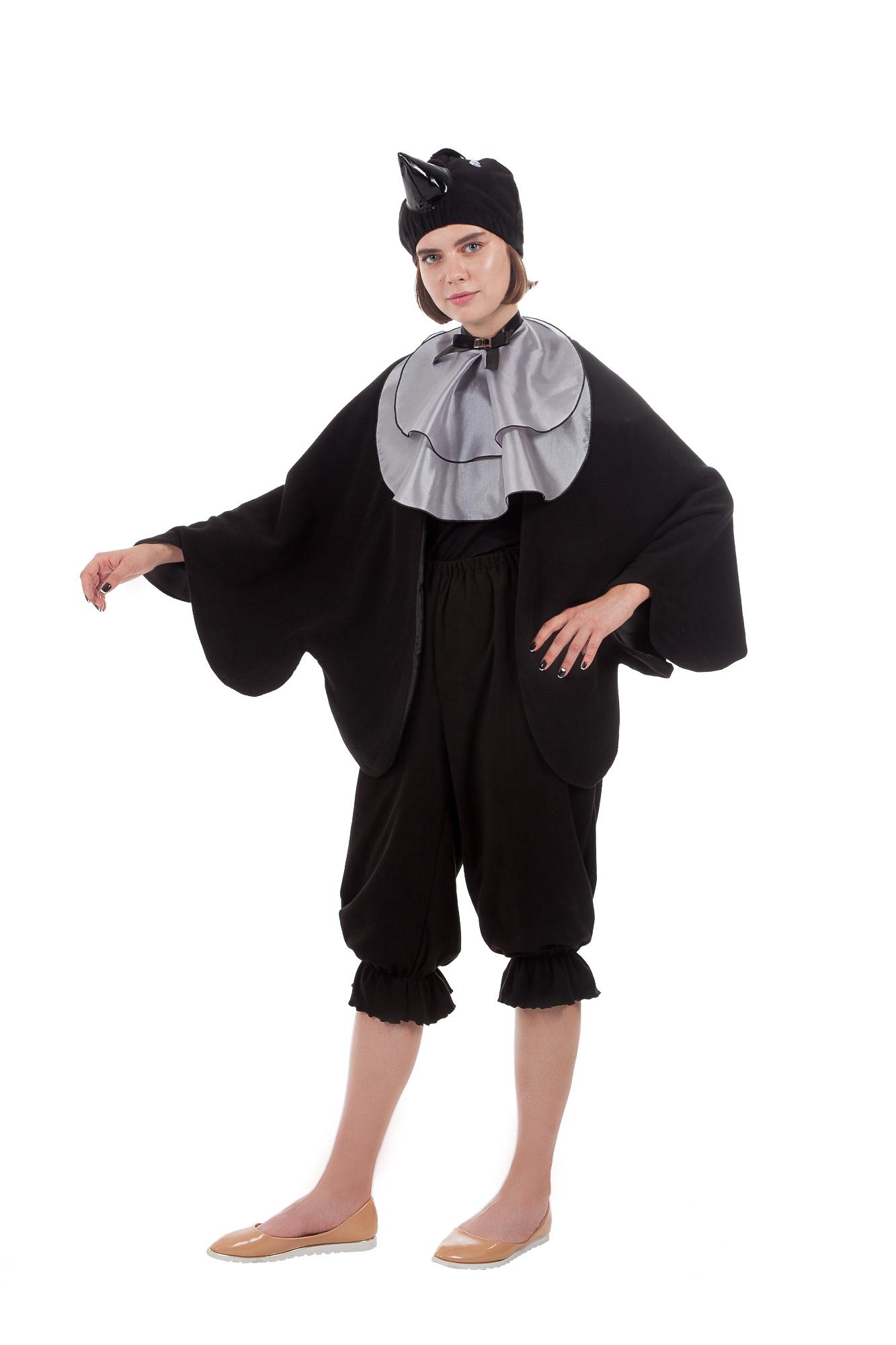 Карнавальный костюм Ворона универсальный