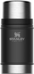 Термос для еды Stanley Classic Food 0.7L Черный (10-07936-004)