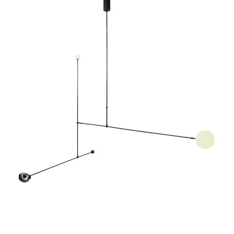 Подвесной светильник Mobile Chandelier 1 by Michael Anastassiades