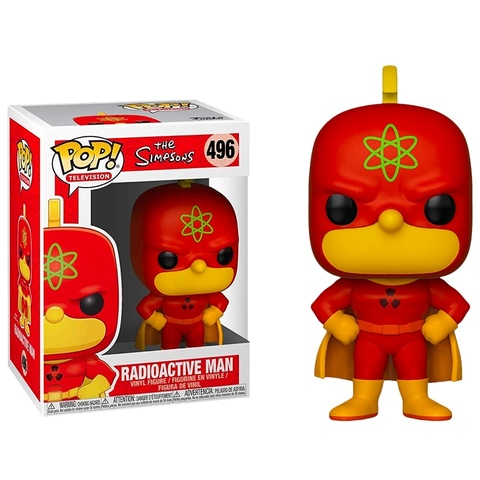 Radioactive Man the Simpsons Funko Pop! Vinyl Figure || Радиоактивный Человек