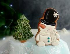 Снеговик №14