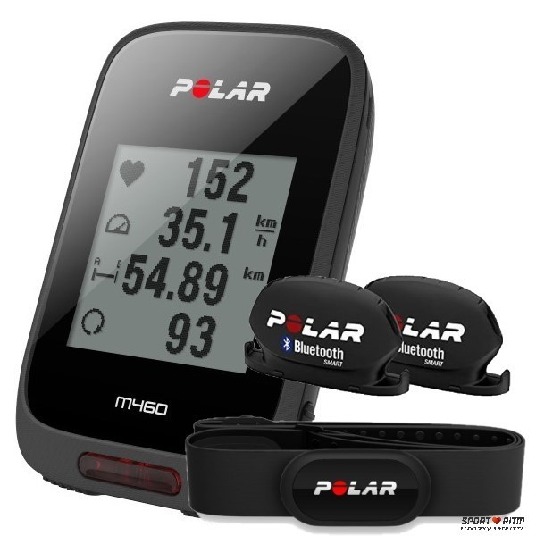 Polar M460 HR&Sensors