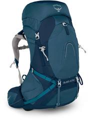 Рюкзак женский Osprey Aura AG 50 Women's Challenger Blue