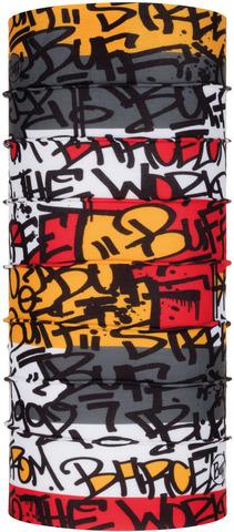 Многофункциональная бандана-труба детская Buff Original Grafft Multi фото 1